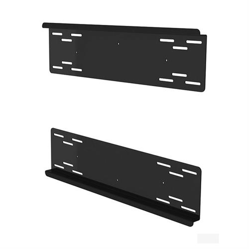 "View a larger image of the Peerless WSP756 Double Metal Stud Wall Plate for 16, 20 & 24"" Centers."