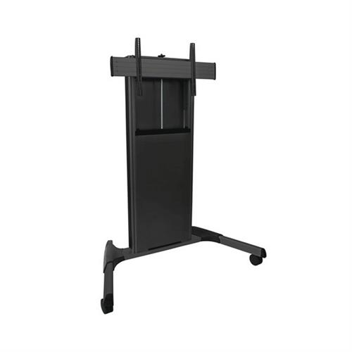 View a larger image of the Chief XPA1UB FUSION XL Manual Height Adjustable Black AV Cart.