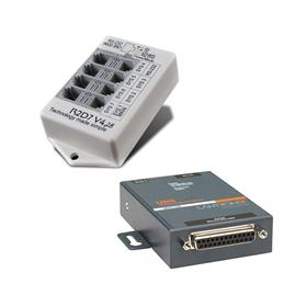 View a large image of the Da-Lite RS-232 Interface and Ethernet Adapter Kit, 14405 here.
