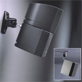 View a larger image of the OmniMount 5.0WC Stainless Steel Wall or Ceiling Speaker Mount.