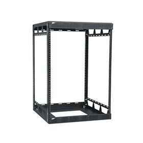 View a larger image of the Middle Atlantic Slim 5 Series Rack (14 RU, 20 D) 5-14.