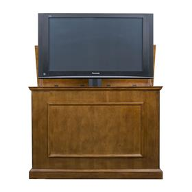 View a larger image of the Touchstone Elevate TV Lift Cabinet (32-50 inch TV, Oak) 72009.
