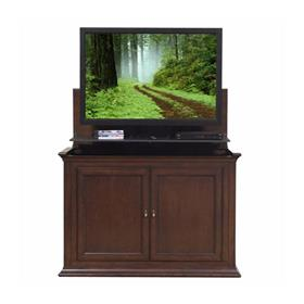 View a larger image of the Touchstone Harrison TV Lift Cabinet (32-50 inch TV, Espresso) 73008.