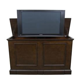 View a larger image of the Touchstone Grand Elevate TV Lift Cabinet (65 inch, Espresso) 74008.