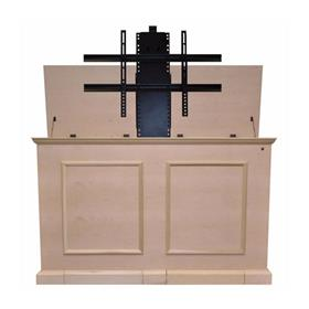 View a larger image of the Touchstone Grand Elevate TV Lift Cabinet (65 inch, Unfinished) 74009.