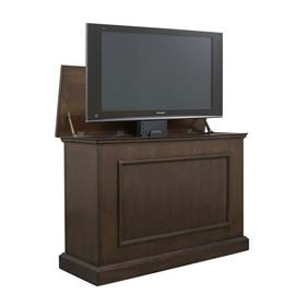 View a larger image of the Touchstone Mini Elevate TV Lift Cabinet (45 inch TV, Espresso) 75008.