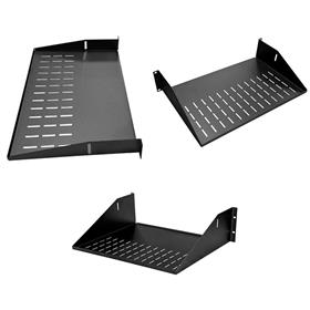 View a larger image of the Audio Visual Furniture 9031 Rack Vented Shelf (1RU, 2RU or 3RU) here.