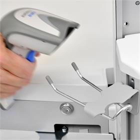 View a large image of the Ergotron Scanner Holder (Ergotron Carts) 97-543-207 here.