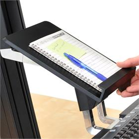 View a large image of the Ergotron Tablet or Document Holder (WorkFit-S) 97-558-200 here.