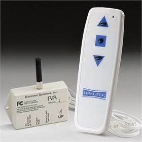 View a large image of the Da-Lite Radio Frequency Wireless Remote (Internal LVC) 98662 here.