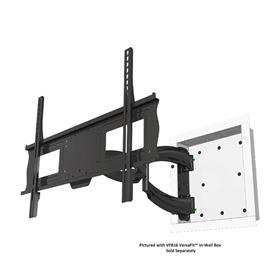 View a larger image fo the Crimson A63I In-Wall Articulating Universal Wall Mount for Large Screens.