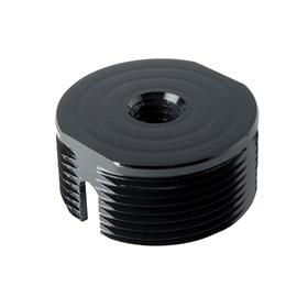 View a larger image of the Peerless ACC810 Threaded Rod Adapter for Projector Mounts here.