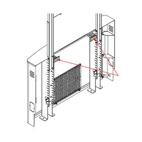View a larger image of the Chief Flat Panel Floor Support System 2 Rack Unit Accessory, AVA1102 here.