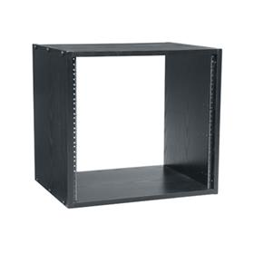 View a larger image of the Middle Atlantic Laminate Rack (8RU, 18 D, Black) BRK8 here.