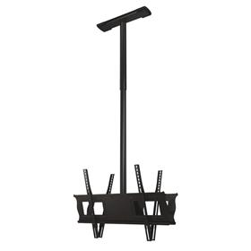 View a larger image of the Crimson C63D-60A 3-5' Adj Height Dual Universal Ceiling Mount for Large Screens.