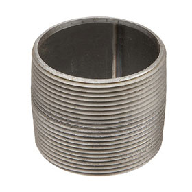 View a larger image of the 1.5 inch Diameter NTP Threaded Pipe Nipple CLS.