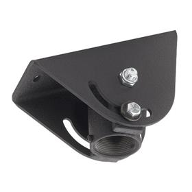 View a larger image of the Chief CMA395-G TAA Compliant Angled Ceiling Plate.