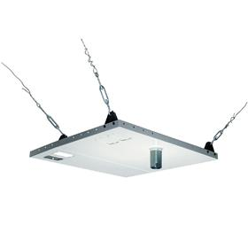 View a larger image of the Peerless CMJ453 Heavy Duty Variable Position Suspended Ceiling Plate.