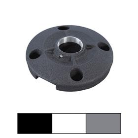View a larger image of the Chief CMS115, CMS115S, CMS115W 6 inch Speed-Connect Ceiling Plate.