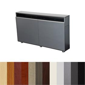 View a larger image of the AVFI CR2-WM Dual Rack Wall Mounted Credenza (Various Colors).