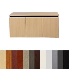 View larger image of the AVFI 30 inch Deep Video Conferencing Credenza (Various Colors) CR3030EX here.