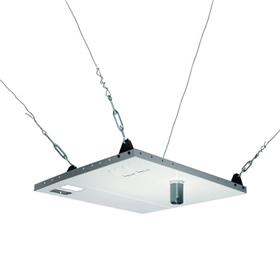 View a larger image of the Promounts APEX Series 2x2 Ceiling Tile Plate CT-PRO210X here.