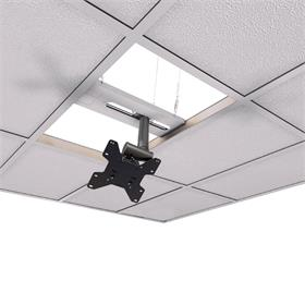View a larger image of the Crimson CXT-KIT2 Extreme Tilt Above Grid Ceiling Kit (6-11 in. Ext).