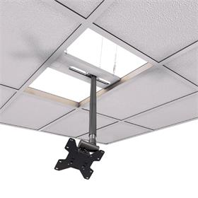 View a larger image of the Crimson CXT-KIT4 Extreme Tilt Above Grid Ceiling Kit (18-24 in. Ext).