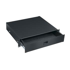 View a larger image of the Middle Atlantic Rack Drawer (2 RU, Anodized) D2.