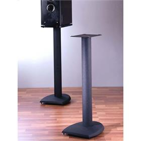 View a larger image of the VTI DF24 Cast Iron Speaker Stands (24 inch Black).