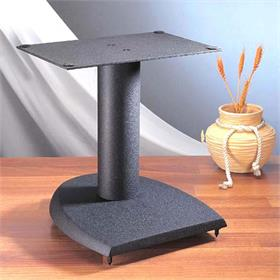 View a larger image of the VTI DFC19 Cast Iron Center Channel Speaker Stand (19 inch Black).