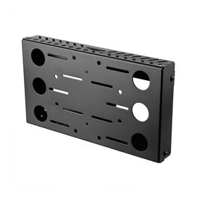 View a larger image of the Peerless DS509 Medium CPU Storage Tilt Mount for Mid to Large Screens.