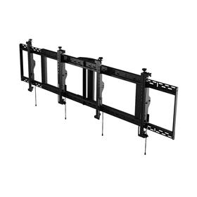 View a larger image of the Peerless DS-MBZ942L-2X1 QSR 2x1 Menu Board Ceiling Mount for 40-42