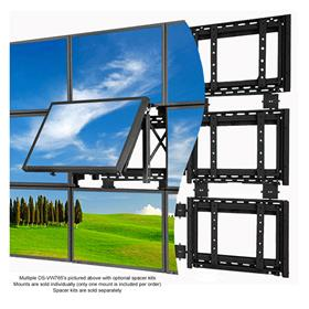 View a larger image of the Peerless DS-VW765-LAND Full Service Video Wall Mount for Large Screens.