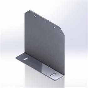 View a large image of the Da-Lite 29589 IDEA Accessory (Small Touch Interactive Bracket) here.