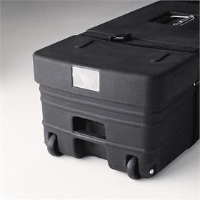 View a large image of the Da-Lite 40987 Screen and Drapery Kit Poly Carrying Case (50x18x13) here.