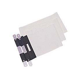 View a large image of the Da-Lite 41298 Fast-Fold Deluxe Fill Strips (Da-Mat) here.