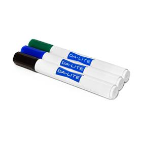 View a large image of the Da-Lite 43220 IDEA Accessory Markers (1 Set, 3 Colors) here.