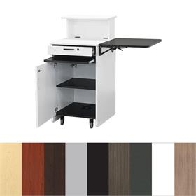 View a larger image of the Audio Visual Furniture EWS10 Educational Workstation (Various Colors).