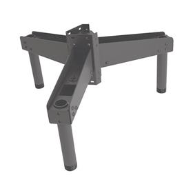 View a larger image of the Chief FCA3U Multi Directional Ceiling Triple Mount Adaptor.