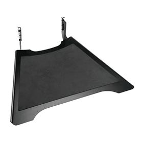 View a larger image of the Chief FCA611B FUSION Small Black Accessory Shelf for Carts and Stands.