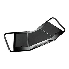 View a larger image of the Chief FCA613B FUSION Large Black Accessory Shelf for Carts.