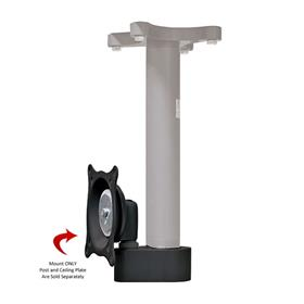 View a larger image of the Chief FHS110B Ceiling Mount Lower Assembly for Small Screens.