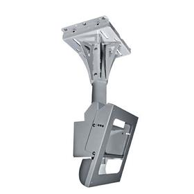View a larger image of the Peerless FPECMC-01 Indoor Outdoor 1ft. Concrete Ceiling Mount for Enclosures.