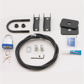 View a larger image of the Chief HC1 Heavy Duty Cable Security Kit.