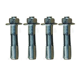 View a larger image of the Crimson HE5164 Concrete Expansion Anchor (4 Pack).