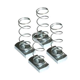View a larger image of the Crimson HU4 Unistrut Bolts and Spring Nuts (4 Pack).