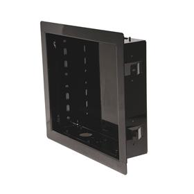 View a larger image of the Peerless IB40 Black Paramount Series In-Wall Box
