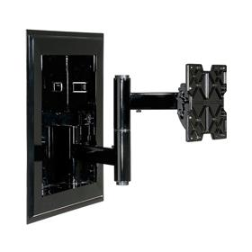 View a larger image of the Peerless IM760P Black Dedicated In-Wall Mount for Mid to XL Screens.