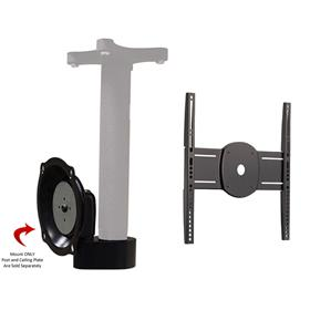 View a larger image of the Chief JHSUB Universal Ceiling Mount Lower Assembly for Mid Size Screens.